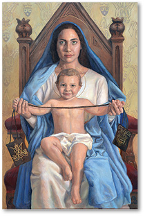 our lady of mt. carmel painting.tif